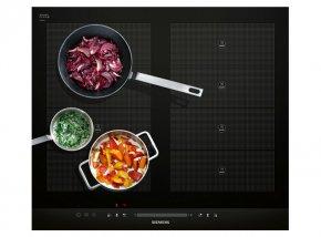 Полезное - Панели Siemens вмещают любую посуду!